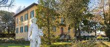 luxury villa with pool for sale in pisa