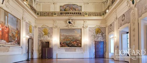 office in historic palace for sale in florence