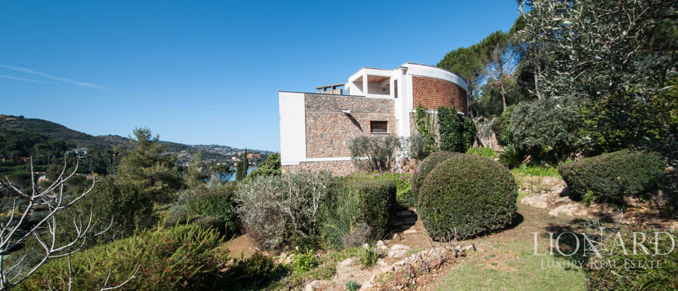 The cost of real estate in Monte Argentario for emigration