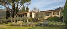 elegant luxury house in fiesole