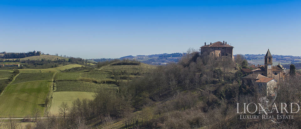 splendid medieval castle for sale in alessandria 1117