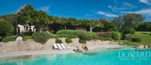 splendid luxury villa in porto cervo