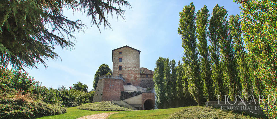 Castles for sale in Piedmont Image 3