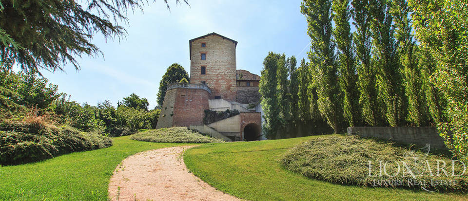 Castles for sale in Piedmont Image 1