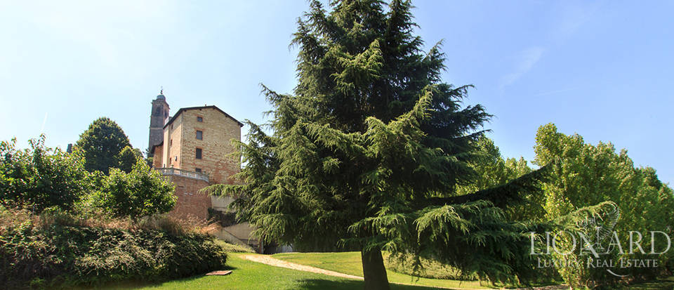 antique castle for sale in piedmont