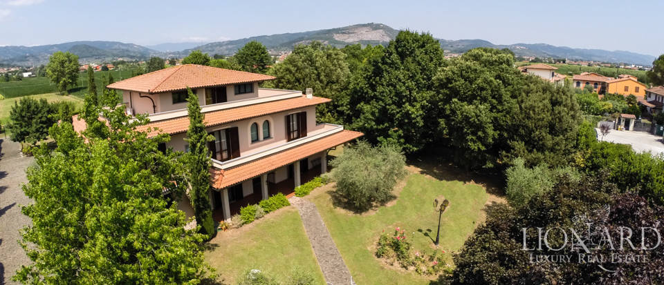 luxury villa for sale near pistoia