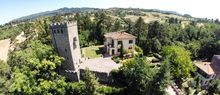 luxury villa for sale in the florentine countryside