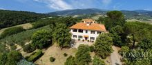luxury villa for sale in florentine chianti