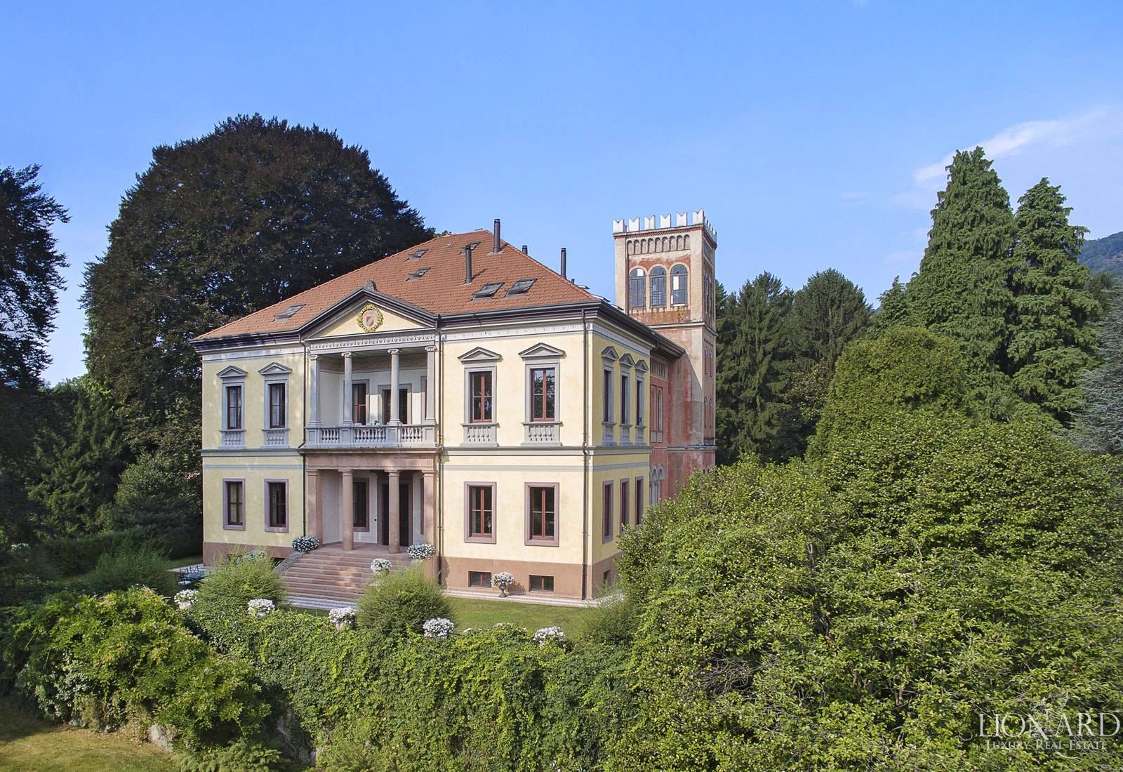 Dream homes in Lombardy