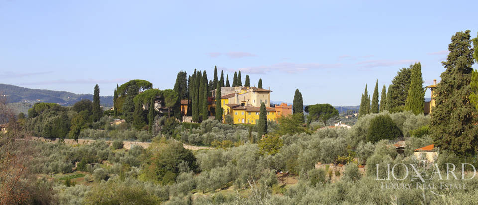 Dream home on the hills of Florence