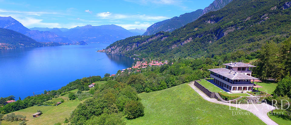 Prestigious luxury villa by Lake Como