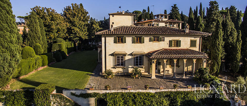 Historic noble estate for sale in Florence