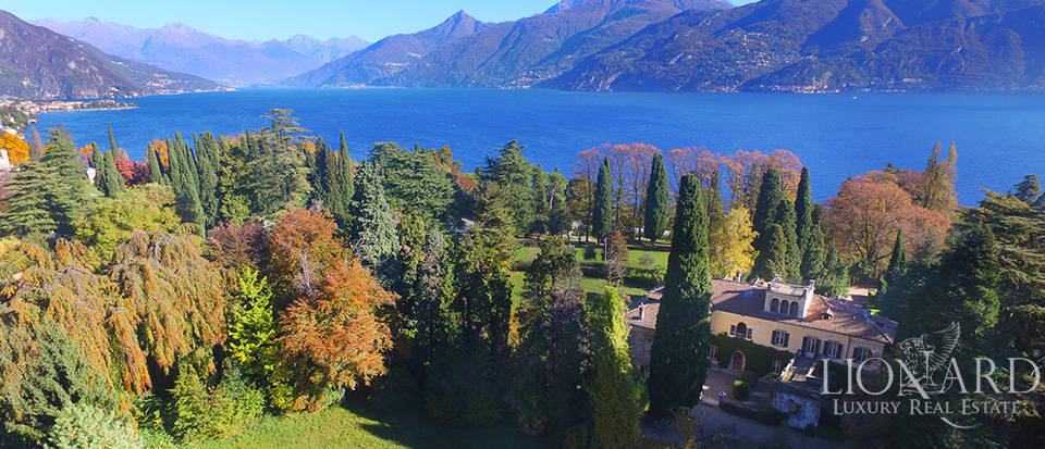 Historic luxury villa on the shores of Lake Como