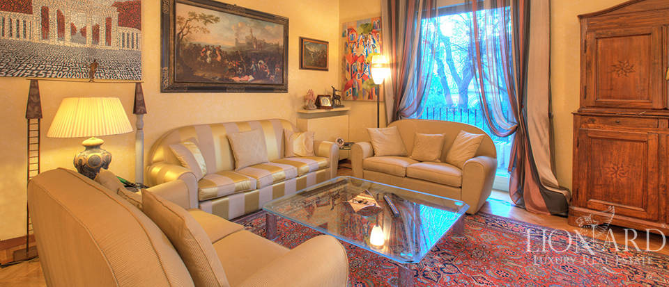 Luxurious apartment for sale in Milan