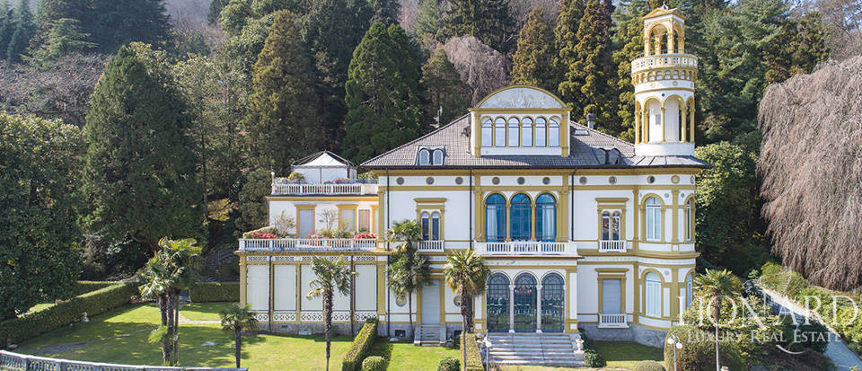 Luxurious apartment by Lake Maggiore