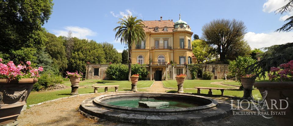 Villa Florence - Mansions For Sale
