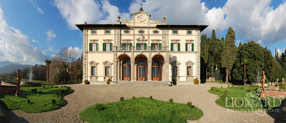 Luxury real estate property for sale in italy lionard for Luxury italian real estate