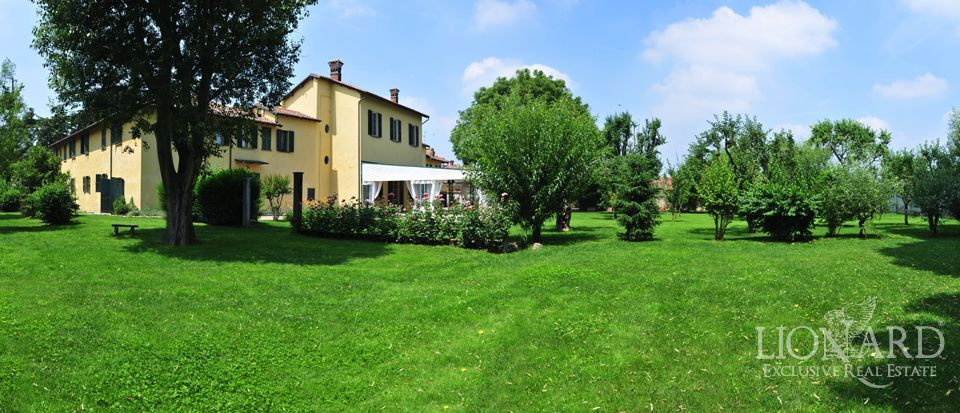 Property in Milan in the village
