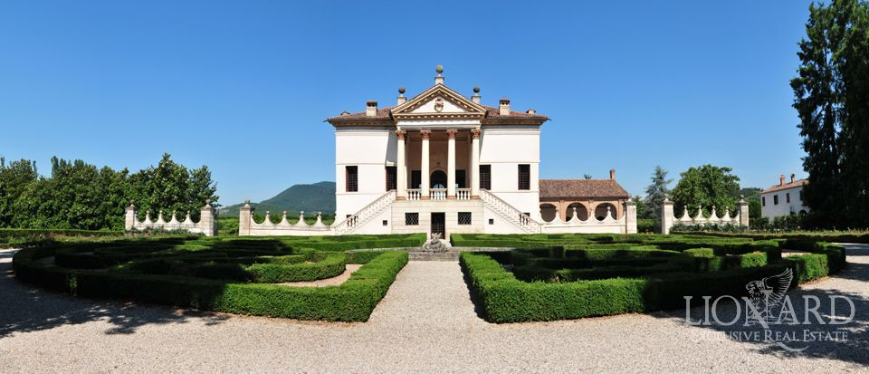 Luxury Villa in Veneto Italy