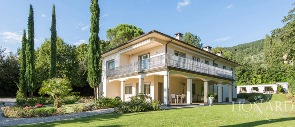 Splendid Luxury Villa in Prato